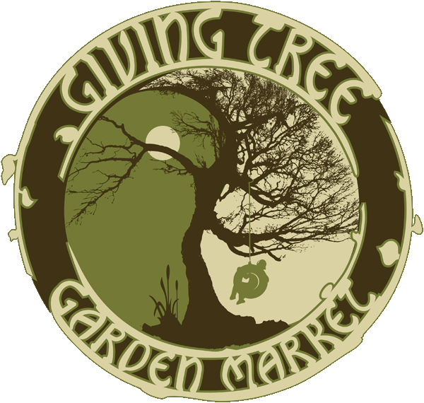 Giving Tree Garden Market logo